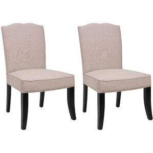 Hodgson Parson Chair (Set of 2) by Red Barrel Studio