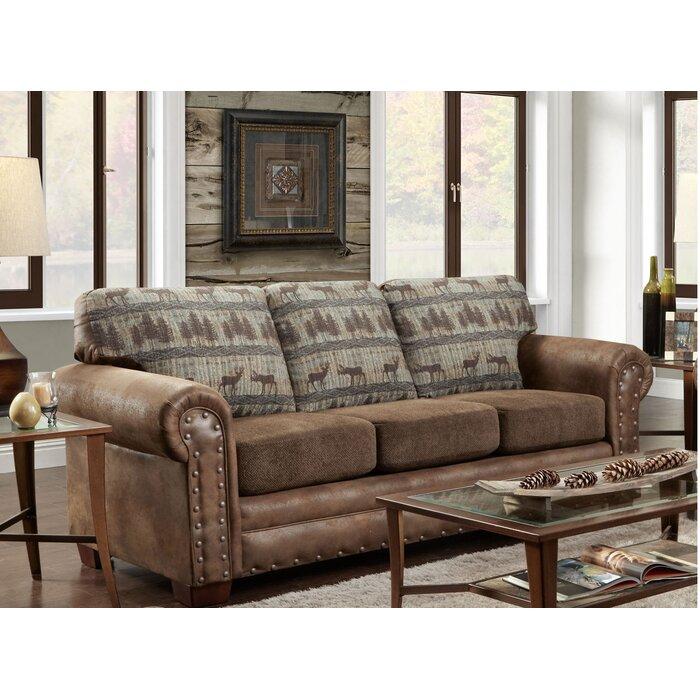 American Furniture Classics Deer Lodge Sofa Reviews Wayfair Ca