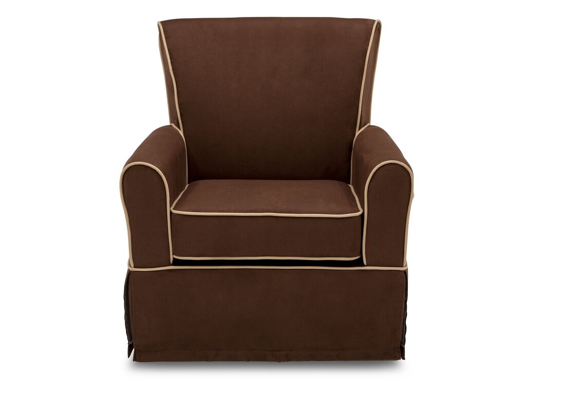 Wayfair Swivel Glider Chair: Delta Children Benbridge Swivel Glider & Reviews