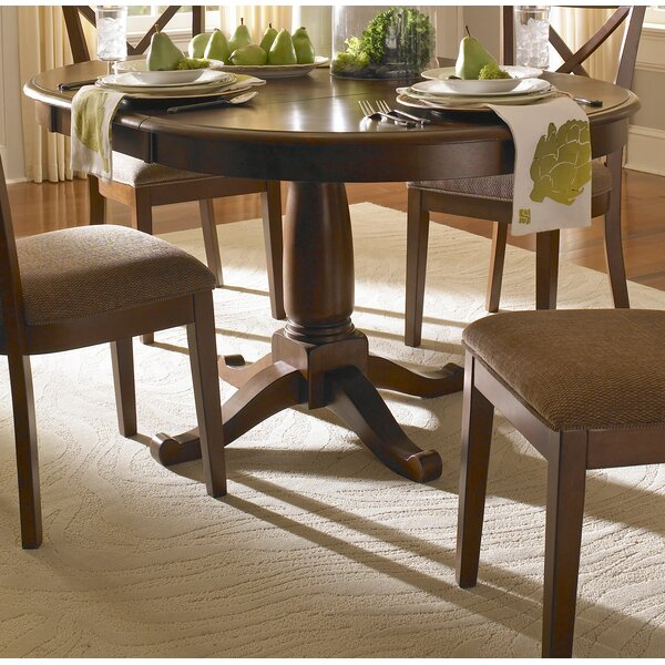 Darby Home Co Kiantone Extendable Dining Table & Reviews
