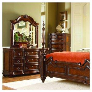 Ellsworth 9 Drawer Standard Dresser by Astoria Grand