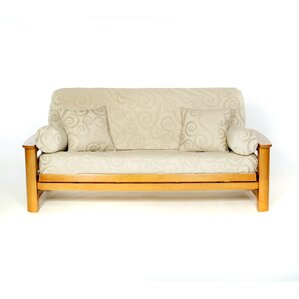 Abby Box Cushion Futon Slipcov..