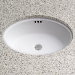 Undermount Bathroom Sink toto dartmouth oval undermount bathroom sink with overflow