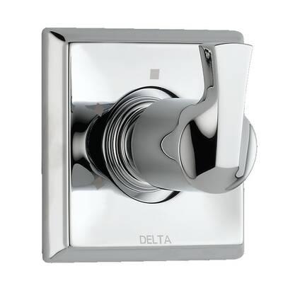 Dryden Diverter Faucet Trim With Lever Handles