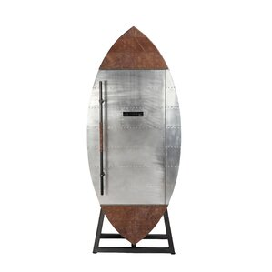 28 Bottle Brancaster Single Zone Freestanding Wine Cooler by ACME Furniture