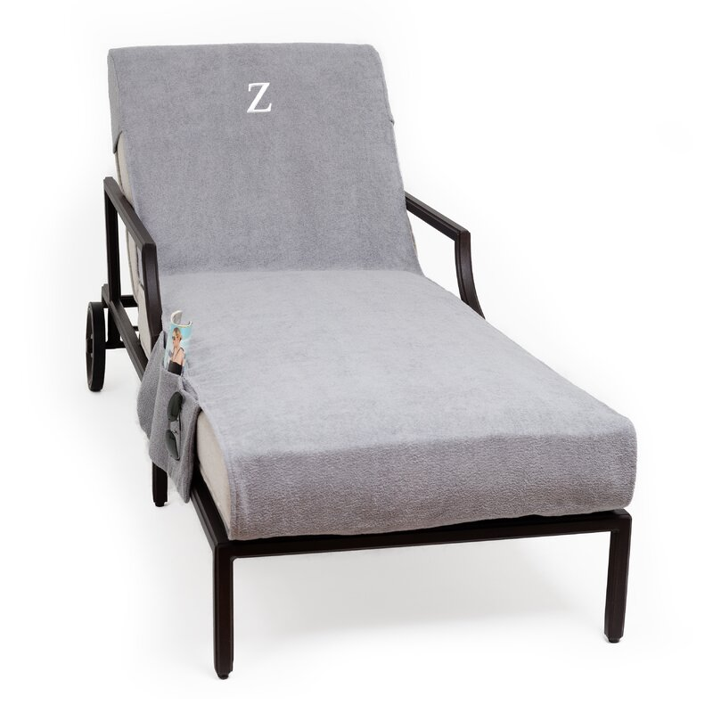 Captivating Personalized Standard Patio Chaise Lounge Cover