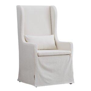 Elegant Lefebre Wingback Chair