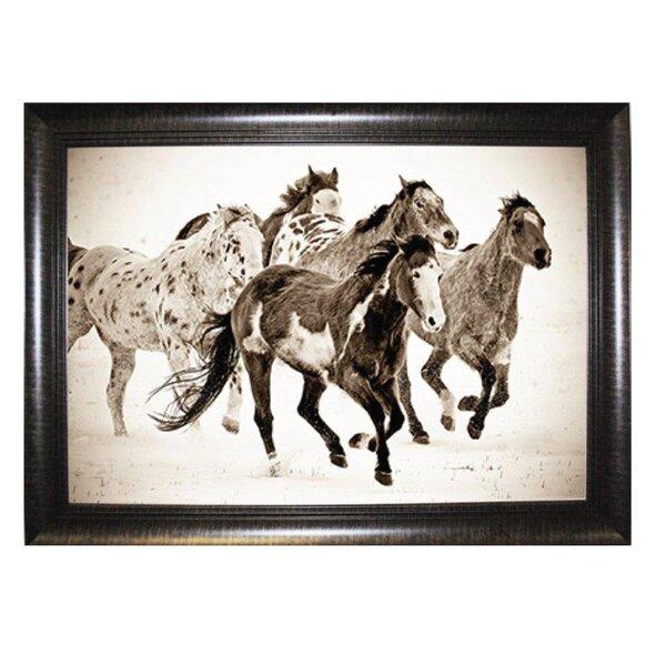 Western Horse Wall Art | Wayfair