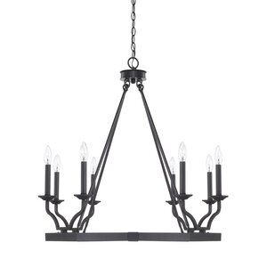 Mcdowell 8-Light Candle-Style Chandelier