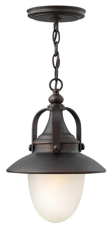 Pembrook 1-Light Outdoor Pendant