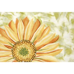 Madelyn Sunflower Doormat