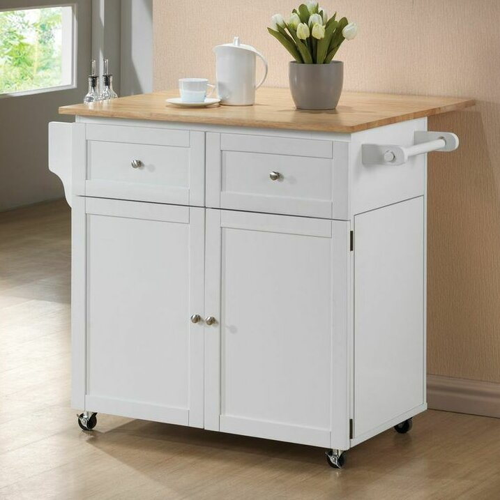 Trash Bin Compartment Kitchen Islands Carts Sale Up To