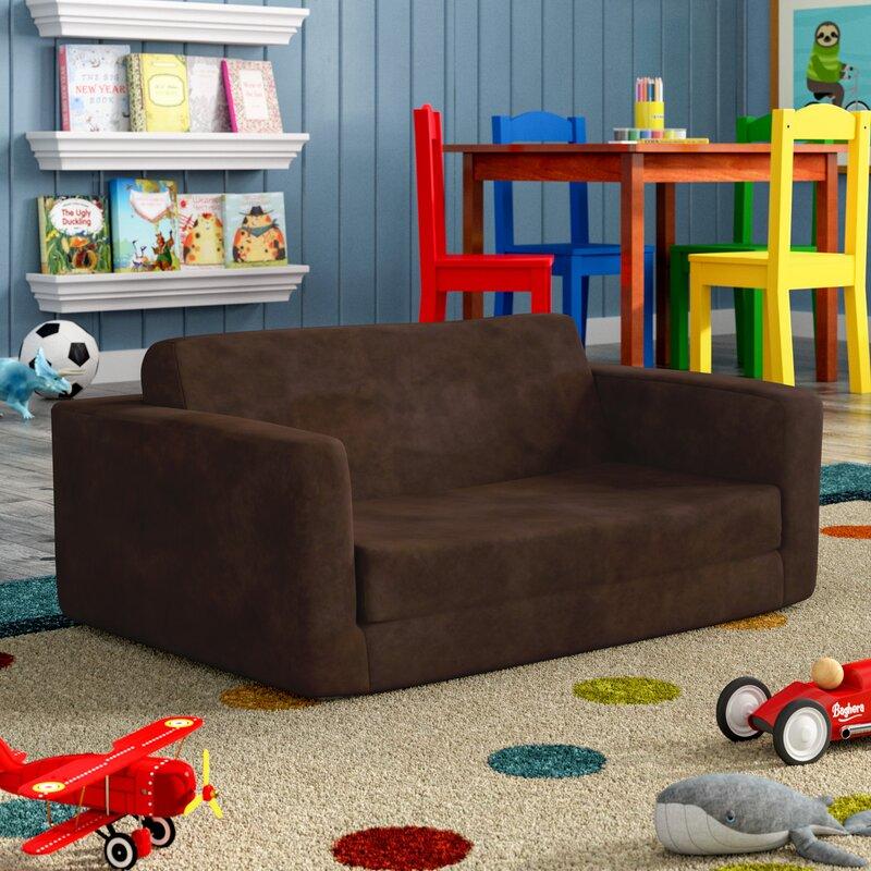Giancarlo Toddler Flip Kids Sofa
