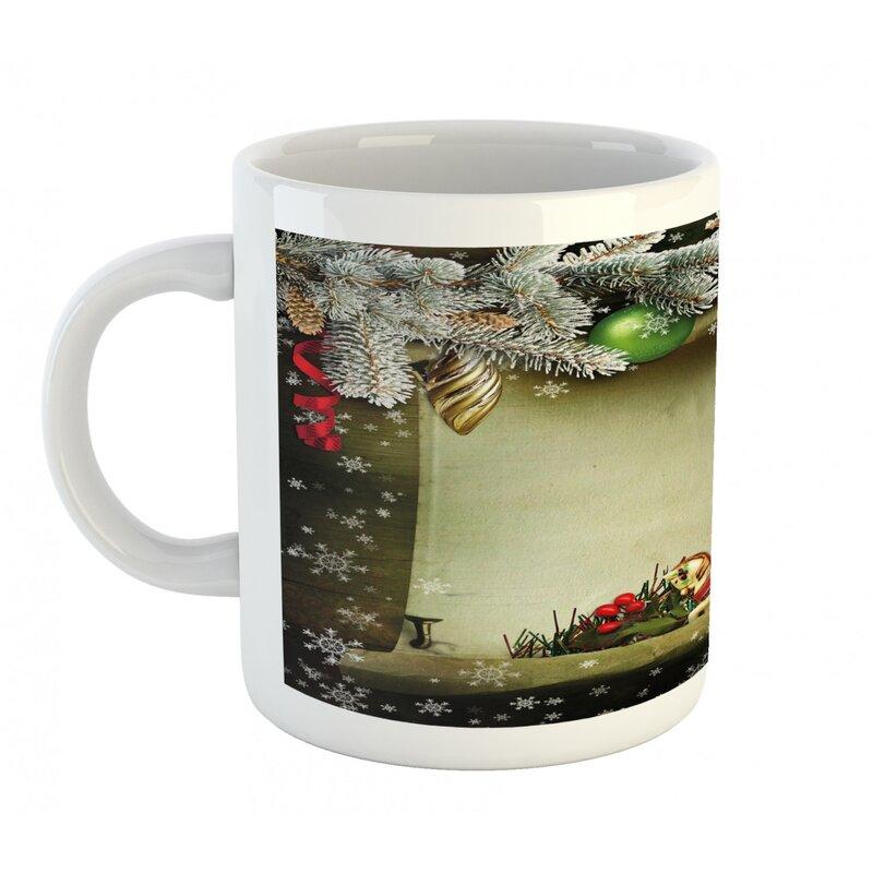 East Urban Home Presents Coffee Mug Wayfair