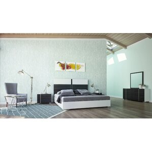 Cobbey Platform Bed by Wade Logan