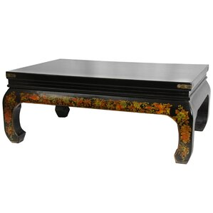 Peaceful Village Coffee Table by Oriental Fu..