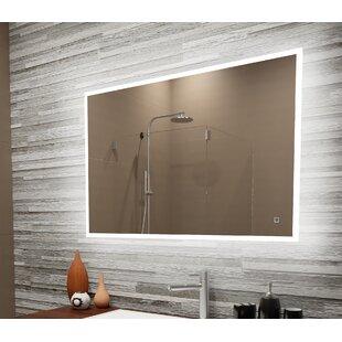 Dimmable Lighted Mirror Wayfair