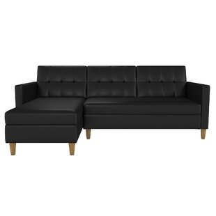 Modern & Contemporary Small Sectional Sleeper Sofa | AllModern