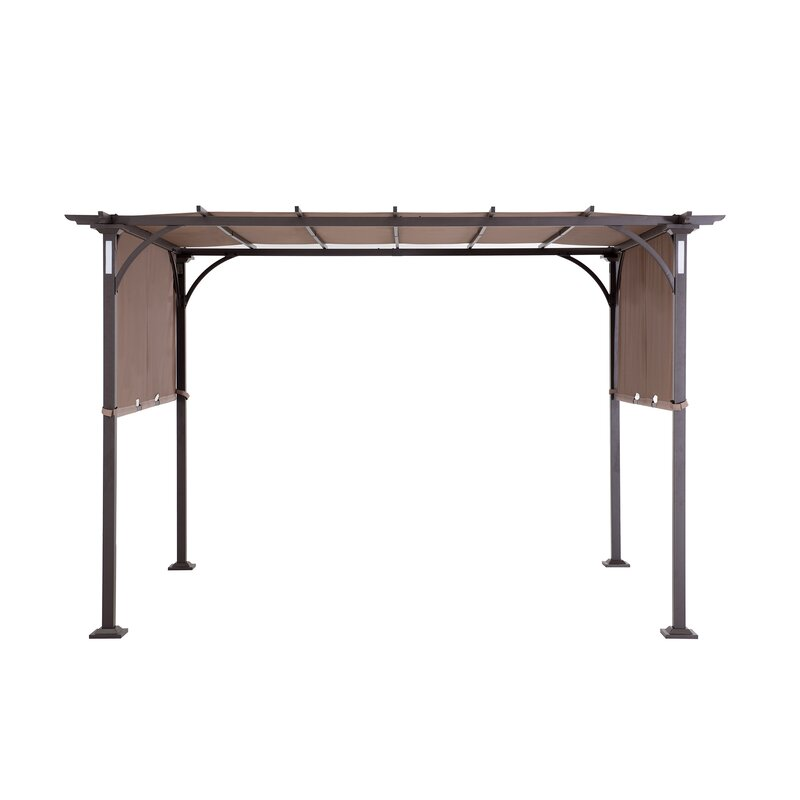 Replacement Canopy for Montara Lighted Pergola - Sunjoy Replacement Canopy For Montara Lighted Pergola Wayfair
