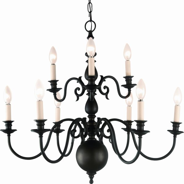 Wood chandeliers youll love wayfair aloadofball Image collections