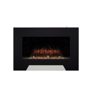 Wall Mount Electric Fireplace by CorLiving