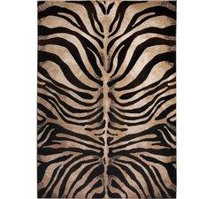 Attractive Cresley Black/Ivory Area Rug