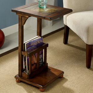 Wooster End Table by Charl..