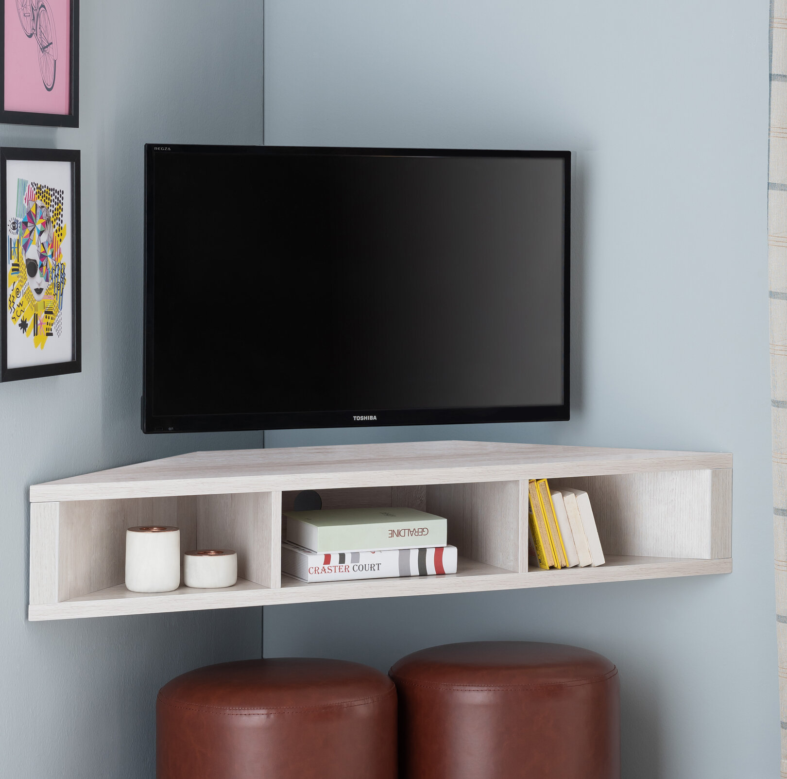 info for 58dc1 c7efa Leroux TV Stand for TVs up to 42