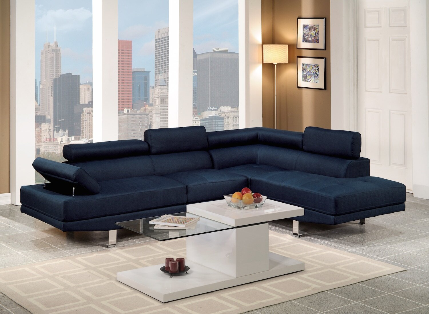 Genial Sectional