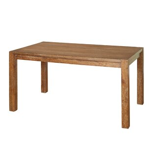 Dessie Solid Wood Dining Table