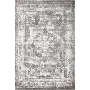 Conlin Gray Area Rug