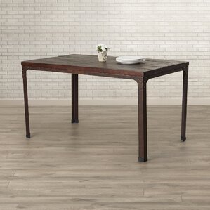 D'Alotto Dining Table by 17 Stories
