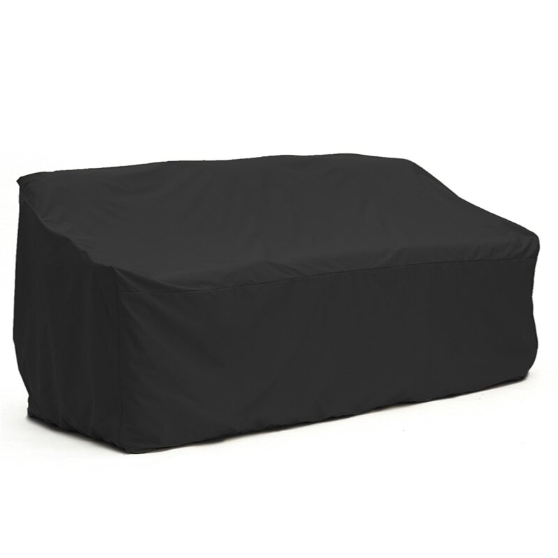 Rebrilliant Heavy Duty Weather Resistant Protective Patio Sofa Cover Wayfair