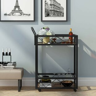 Simonsen Bar Cart