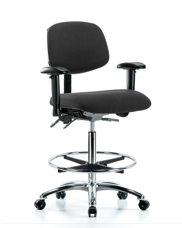 Etonnant Mireya Ergonomic Drafting Chair