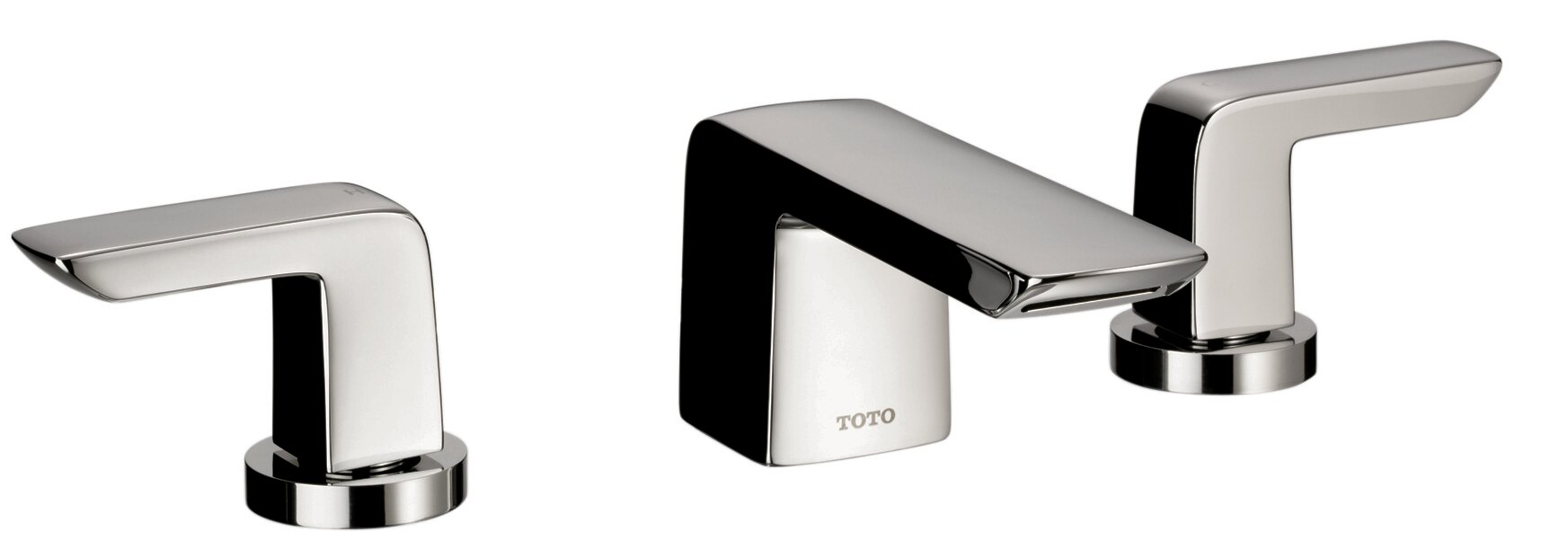 Toto Soiree Widespread Bathroom Faucet & Reviews | Wayfair
