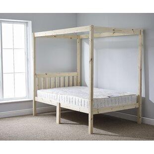 Enfield Canopy Bed  sc 1 st  Wayfair & Canopy Bedroom | Wayfair.co.uk