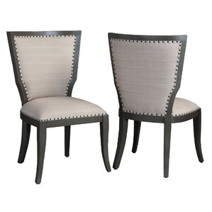 Halstein Side Chair (Set of 2) by One All..