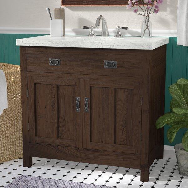 Three Posts Lindahl 35 Quot Single Bathroom Vanity Set