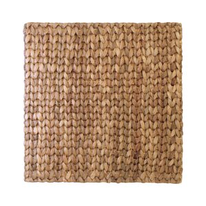 Square Straw Placemat (Set of 6)