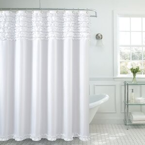 Lovely Roderick Spa Shower Curtain