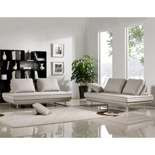 Conway Radford Modern Sofa Bed Set (Set Of 2)