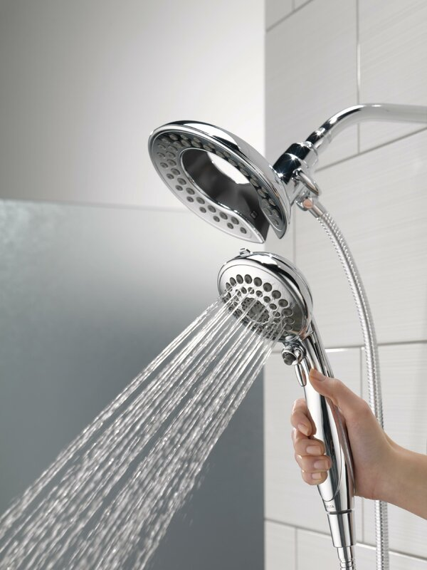 Delta Universal Showering Components 2 GMP Shower Head with ...