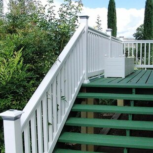 Heavy Duty Sefton Vinyl Stair Railing