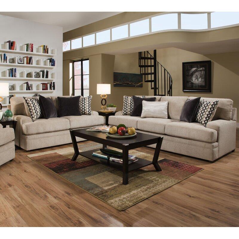 Simmons Upholstery Palmetto Sofa Reviews Birch Lane