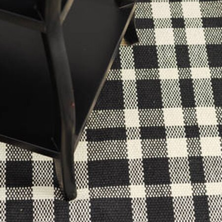 Black Area Rugs dash and albert rugs hand woven black area rug & reviews | wayfair