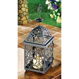 Moroccan Birdcage Iron Lantern