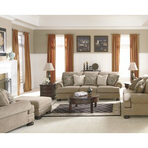 Dunlap Configurable Living Room Set by Three..