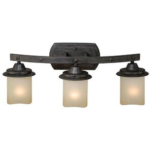 Lantern Bathroom Vanity Lights rustic & farmhouse vanity lights you'll love | wayfair