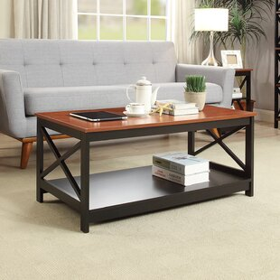 Small Rectangle Coffee Tables Youll Love Wayfair - Small oblong coffee table